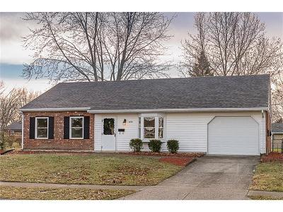 Englewood Single Family Home For Sale: 608 Overla Boulevard