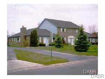 Dayton Multi Family Home For Sale: 1015 Beryl Trail