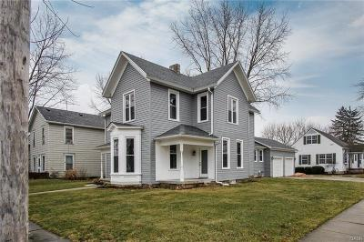 Tipp City Single Family Home Active/Pending: 234 3rd Street