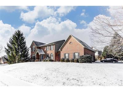 Tipp City Single Family Home Active/Pending: 835 Cottonwood Creek Drive