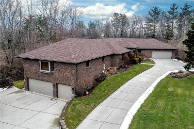 Vandalia Single Family Home For Sale: 333 Woodland Meadows Drive