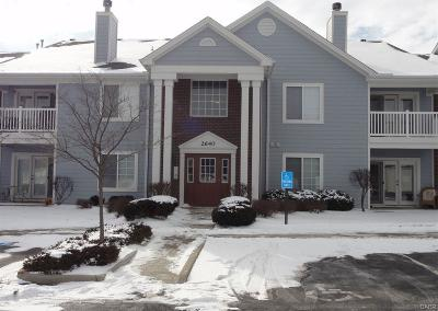 Dayton Condo/Townhouse For Sale: 2640 Netherland Drive #205