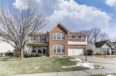 Miamisburg Single Family Home For Sale: 3418 Old Lantern Court