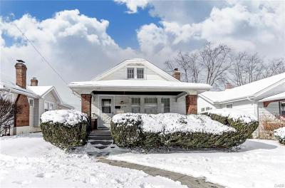 Dayton Single Family Home For Sale: 2147 Mapleview Avenue