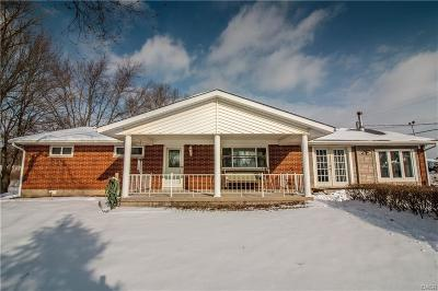 Xenia Single Family Home Pending/Show for Backup: 843 Us Route 68