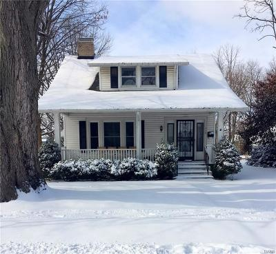 Xenia Single Family Home For Sale: 712 King Street
