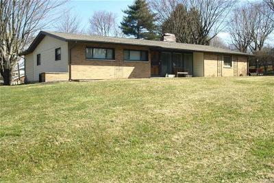 Xenia Single Family Home Active/Pending: 300 Winding Trail