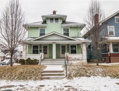 Dayton OH Multi Family Home For Sale: $74,900