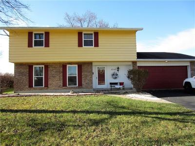 Dayton Single Family Home For Sale: 6949 Locustview Drive
