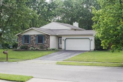 Dayton Single Family Home For Sale: 4441 Willow Mist Drive