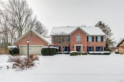 Beavercreek Single Family Home For Sale: 3855 Westwind Drive