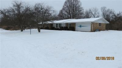 Wilberforce Single Family Home For Sale: 1226 Arthur Drive