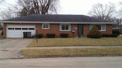 Troy Single Family Home For Sale: 1496 Cornish