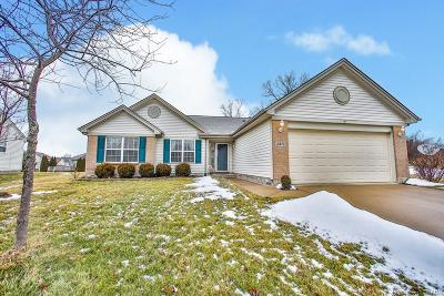 Miamisburg Single Family Home Active/Pending: 2473 Whisper Drive