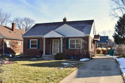 Dayton Single Family Home For Sale: 3204 Regent Street