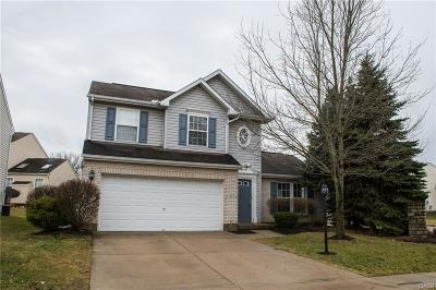 Kettering Single Family Home For Sale: 1542 Old Lane Avenue