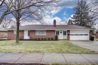 Centerville Single Family Home Active/Pending: 140 Franklin Street