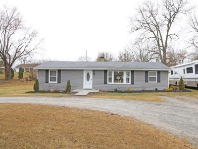 Enon Single Family Home For Sale: 4039 Xenia Drive