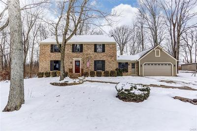 Centerville Single Family Home For Sale: 1321 Orchardview Court