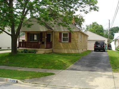 Dayton Single Family Home Active/Pending: 3109 Beaver Avenue
