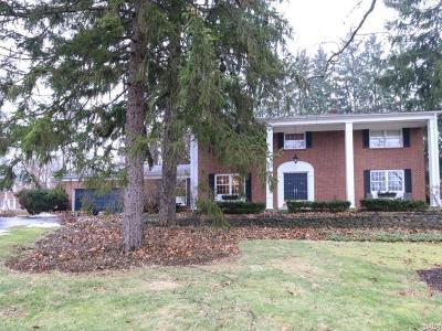 Dayton Single Family Home For Sale: 3500 Meadow Lane