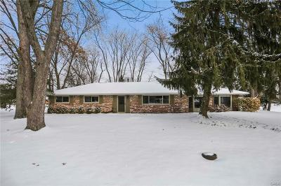 Centerville Single Family Home Active/Pending: 9422 Shawhan Drive