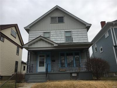 Dayton Multi Family Home For Sale: 710 Wilfred Avenue