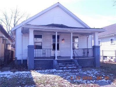 Dayton Single Family Home For Sale: 2304 Oakridge Drive