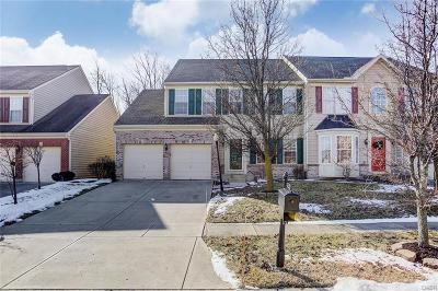 Dayton Single Family Home For Sale: 4120 Tangletree Court