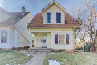 Xenia Single Family Home For Sale: 414 Chestnut Street