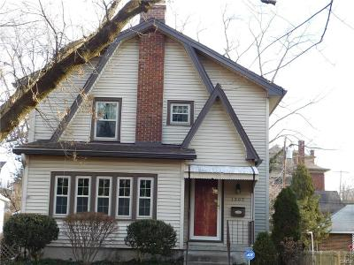 Dayton Single Family Home Active/Pending: 1305 Harvard Boulevard