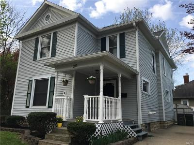Troy Single Family Home For Sale: 20 Simpson Street