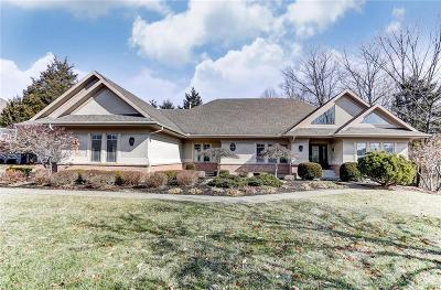 Dayton Single Family Home For Sale: 7256 Meeker Creek Drive