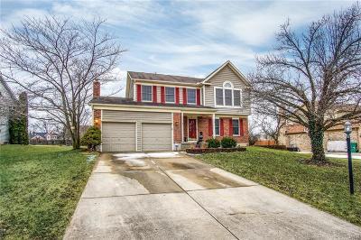 Beavercreek Single Family Home For Sale: 4195 Winter Forest Circle