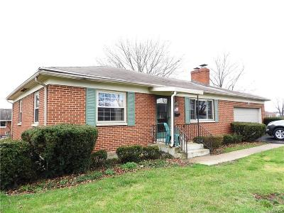 Vandalia Single Family Home Active/Pending: 528 Tionda Drive