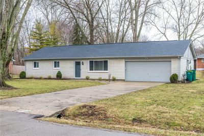 Beavercreek Single Family Home For Sale: 647 Carthage Drive