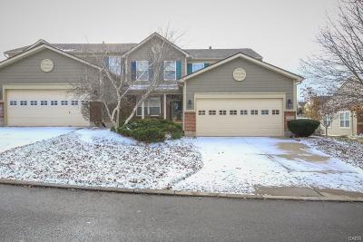 Beavercreek Condo/Townhouse For Sale: 2541 Eagle View Drive