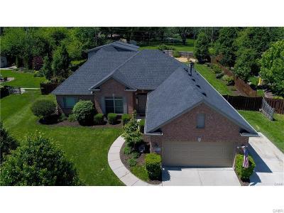Dayton Single Family Home For Sale: 9875 Arn Drive