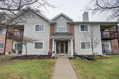 Centerville Condo/Townhouse For Sale: 6640 Green Branch Drive #7