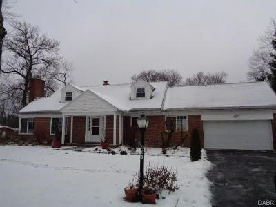 Dayton Single Family Home For Sale: 331 Marlay Road