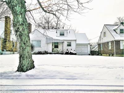 Dayton Single Family Home For Sale: 3210 Forest Grove Avenue