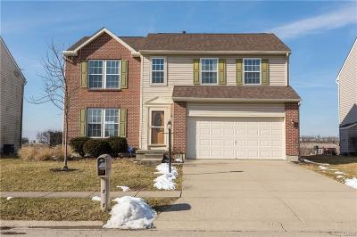 Miamisburg Single Family Home For Sale: 2582 Rockcastle Court