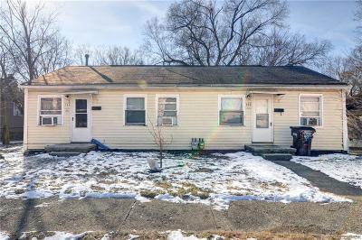 Xenia Multi Family Home For Sale: 755 Church Street