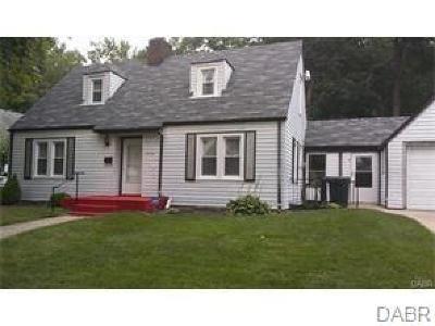 Dayton Single Family Home For Sale: 2729 Athens Avenue