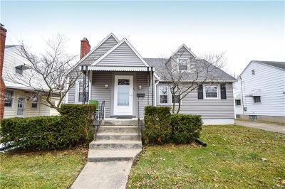 Dayton Single Family Home For Sale: 48 Constantia Avenue