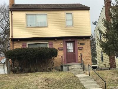 Dayton Multi Family Home For Sale: 207 Ernst Avenue