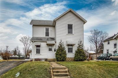 Fairborn Single Family Home For Sale: 24 Maple Avenue