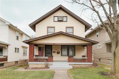 Dayton Single Family Home Active/Pending: 1901 Wyoming Street