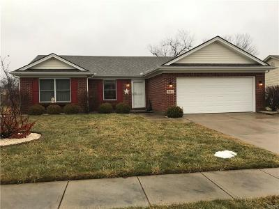Xenia Single Family Home For Sale: 591 Concord Way