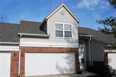 Centerville Condo/Townhouse For Sale: 7105 Brookmeadow Drive